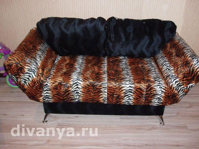Мягкий диван клик-кляк Никко - Зоо Тигр